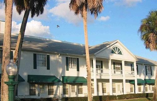 AmerikaKids - plantage hotel westkust