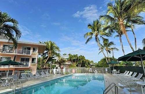 Florida rondreis met kids - Zwembad