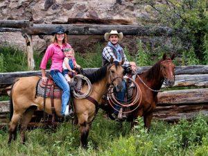 Ranch Bryce Canyon - Amerika met kids
