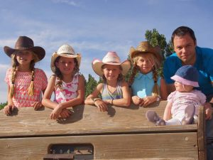 Ranch Bryce Canyon - Amerika met kids