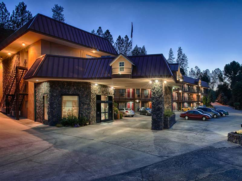 Yosemite gezinsreis - Senora motel