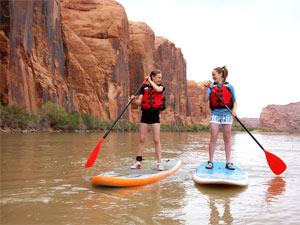 Rondreis Amerika - Moab Colorado rivier Amerika
