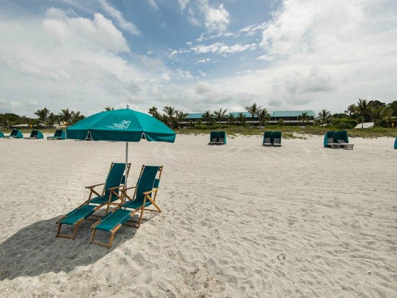 Florida strand - Captiva Island strand