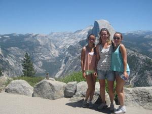 Amerika met Tieners - Yosemite NP