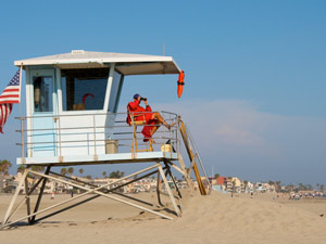 Los Angeles met je gezin - AmerikaKids Baywatch