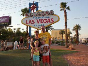 AmerikaKids - Las Vegas