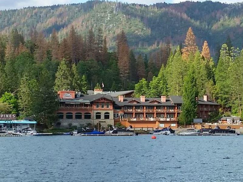 Yosemite gezinsreis Amerika -special stay meer