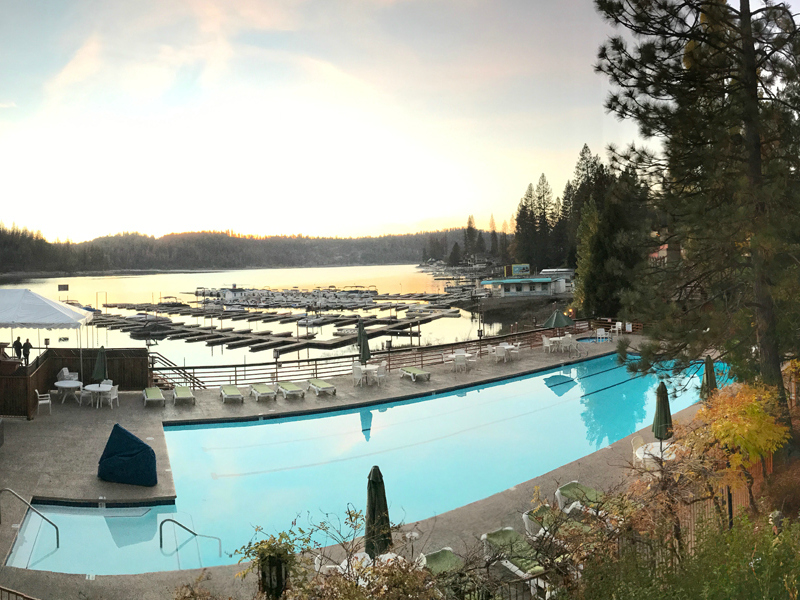 Yosemite gezinsreis Amerika -special stay zwembad