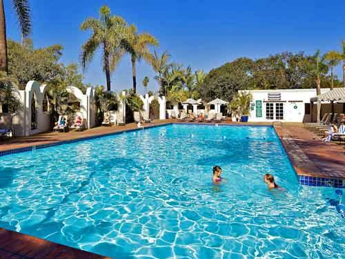 San Diego Amerika Kids - zwembad