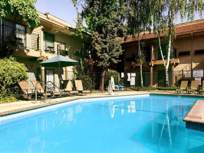 Yosemite gezinsreis - Senora hotel