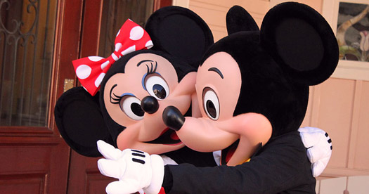 Disneyland rondreis Amerika