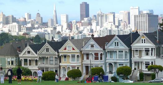 Amerika reizen: San Francisco