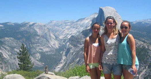 Amerika vakantie: Yosemite NP