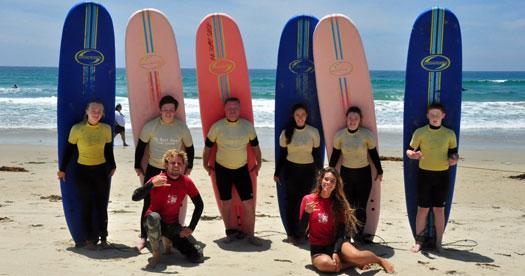 Surfles tijdens je Amerika vakantie