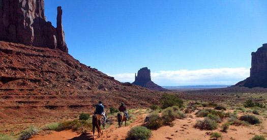 Paardrijden tijdens je Amerika reis