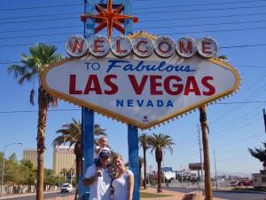 Las Vegas met kinderen Amerika