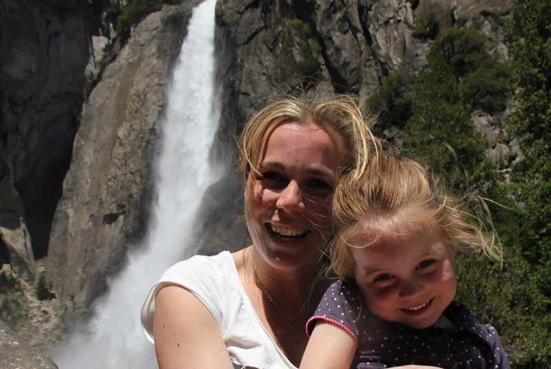 Yosemite NP vakantie Amerika met kinderen