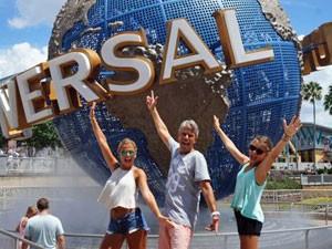 Amerika met tieners - Universal Studios