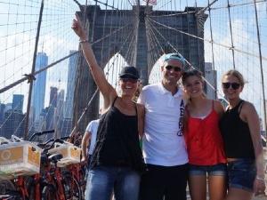 Florida rondreis met tieners - Fietsen New York
