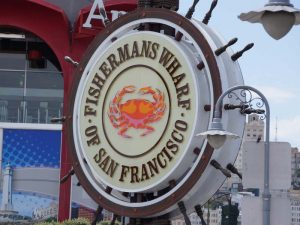 Verenigde Staten familierondreis - San Fransisco Fishermans Warf