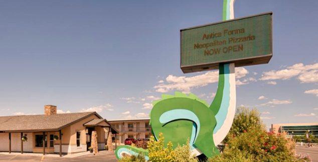 AmerikaKids - hotel Dinosaurland Vernal
