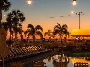 Strandvakantie Florida met kinderen - sunset