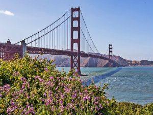 SFO_Golden Gate voorjaar