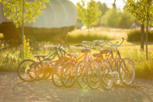 gratis fietsen bij conestoga ranch bear lake