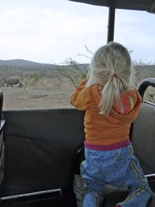 Hluhluwe safari Sindy zuid afrika