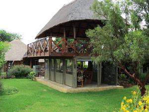 huisje nabij Johannesburg tijdens je Zuid-Afrika familiereis