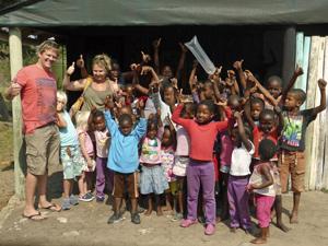 Knysna zuid afrika van Wijk