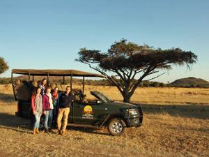 Safari zuid afrika Van Keulen