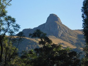 swaziland uitzicht zuid afrika