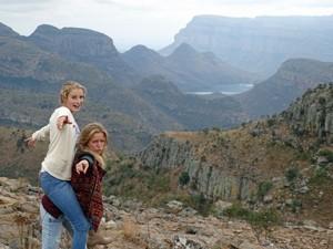 fly drive Zuid-Afrika met tieners - panoramaroute