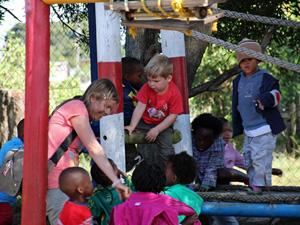 xhosa cultuur Knysna Zuid- Afrika met kids