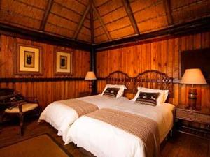 big five kamer zuid afrika