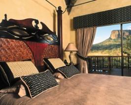big five bed zuid afrika