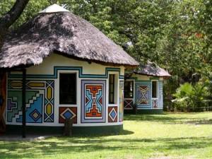 bushlodgehuisje tijdens je Zuid-Afrika familiereis