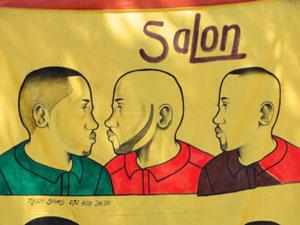 cultuur zuid afrika kids poster