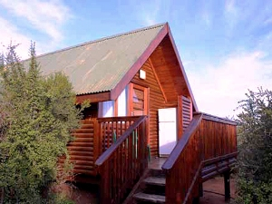 overnachten zuid afrika addo cabin