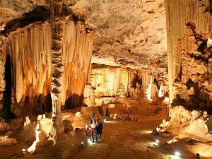 route grotten zuid afrika