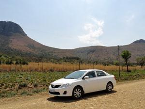 Op safari Zuid-Afrika met de auto