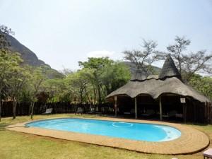safarikamp in Waterberg Zuid-Afrika met kinderen