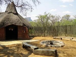 safari kampvuur zuid afrika