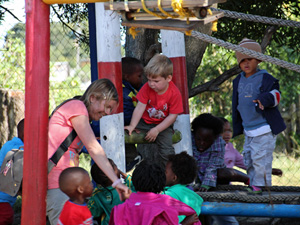 xhosa cultuur Zuid-Afrika Knysna