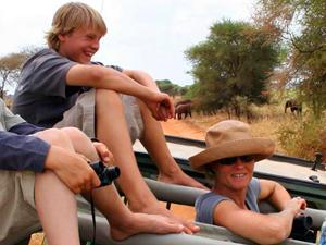 Nog meer safari in Zuid-Afrika met kinderen