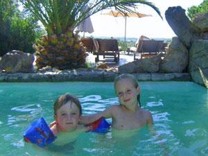 Westkaap Zuid-Afrika op safari met kids