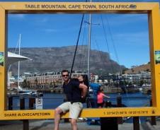 Baie welkom Kaapstad