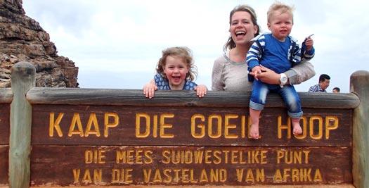 Kaap die goeie hoop: Zuid-Afrika reis