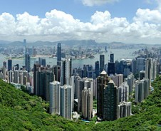Easy going in Hong Kong